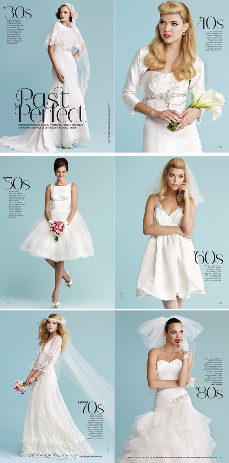 Green Wedding Shoes, Brides Magazine, Style Me Pretty, Daily Candy