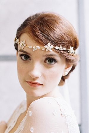 FAIRY RING ENAMEL BRIDAL CIRCLET