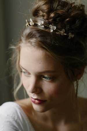 FORGET ME NOT BRIDAL CROWN