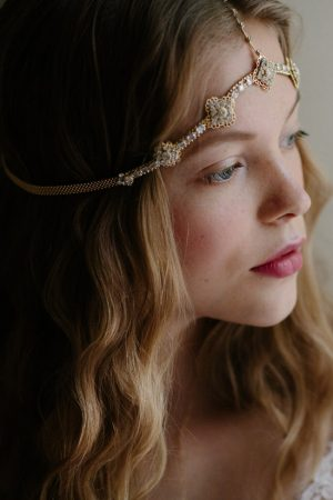 IT GIRL BOHO BRIDAL HAIR CHAIN