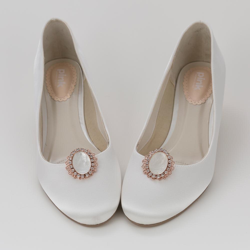 Wedding Shoe Jewelry Clips
