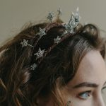 star bridal tiara