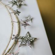 star wedding crown