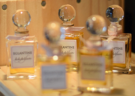 EGLANTINE ROSE PARFUM IS FRESH AND READY TO SHIP