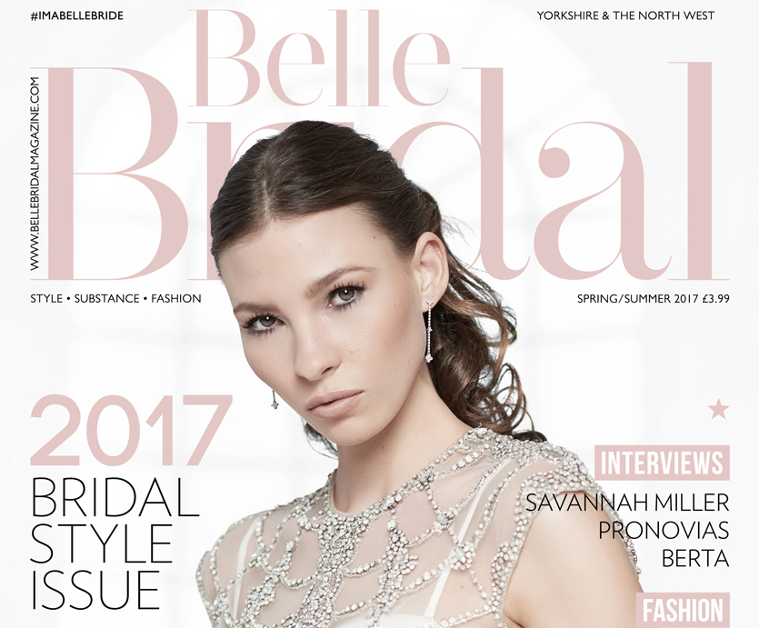 BELLE BRIDAL SPRING/SUMMER 2017 ACCESSORY FEATURE
