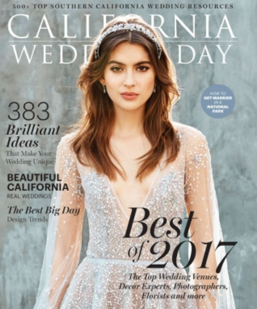 California Wedding Day Summer 2017 issue