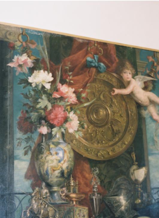 vintage Italian art