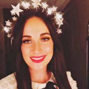 Kacey Muskgraves wear Erica Elizabeth Designs Star crown