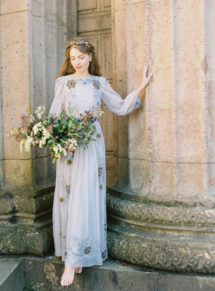Fanny Juliet veil
