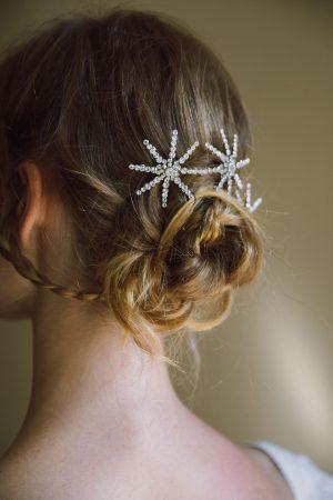 LUCKY STAR CELESTIAL HAIR PINS