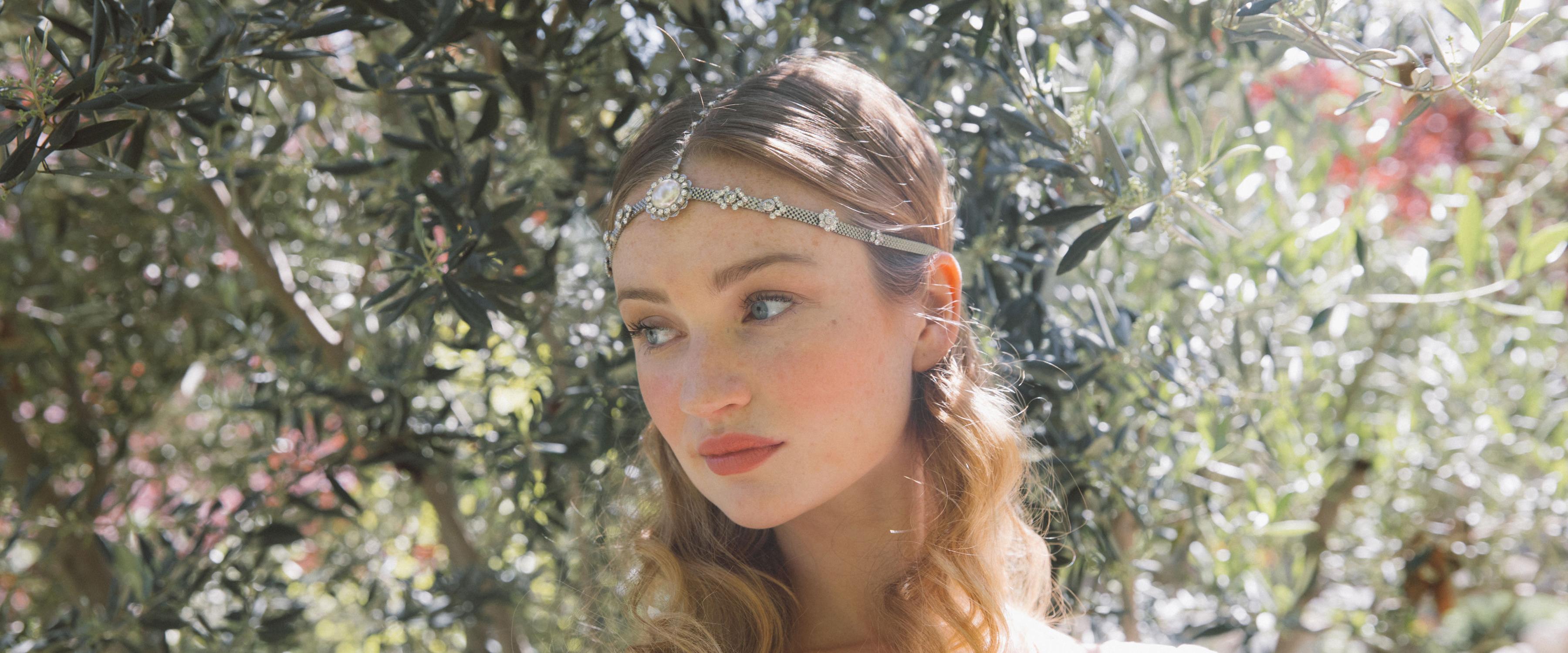 Persei Hair Chain